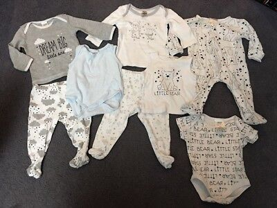 3 Sets Of Baby Pyjamas 00
