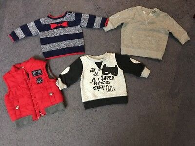 Mixed Lot Of Baby Jumpers 00