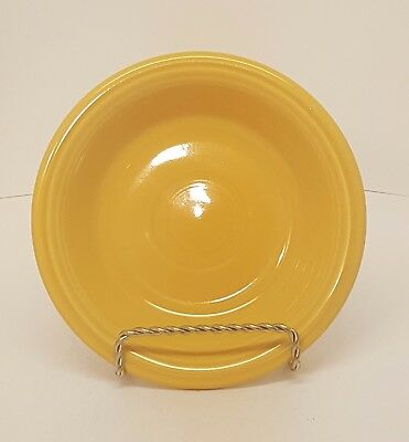Fiestaware Marigold Fruit Bowl Fiesta First Quality Yellow Small Bowl Retired