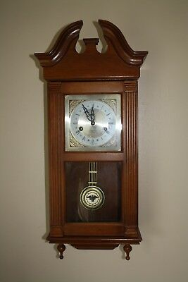 George Washington Limited Edition Wall Clock - Cleaned and Serviced
