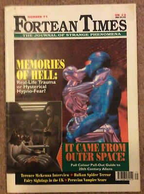 Fortean Times Issue 71