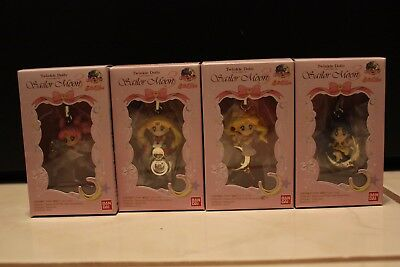 BANDAI Sailor Moon Twinkle Dolly Part 3 Strap Figure ONLY 4 JAPAN