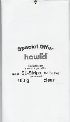 HAWID 100grms Clear assorted sizes 265 mm long