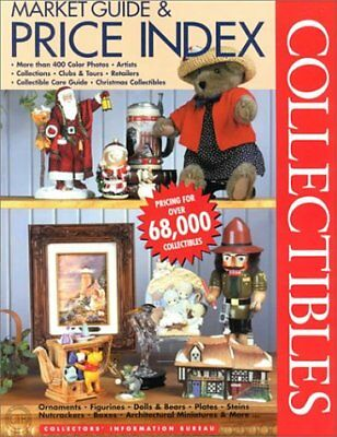 COLLECTIBLES MARKET GUIDE & PRICE INDEX: TODAY'S MOST By Collectors NEW