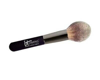 New IT Cosmetics Heavenly Luxe Wand Ball Face Powder Brush #8 $48 NEW