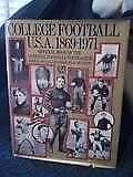 COLLEGE FOOTBALL, U.S.A., 1869-1971;: OFFICIAL BOOK OF NATIONAL By John VG