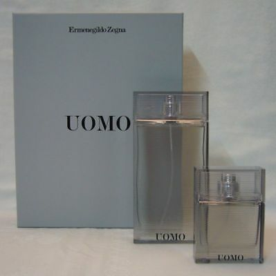Ermenegildo Zegna Uomo SET 100 ml EdT Spray + 30 ml EDT Spray