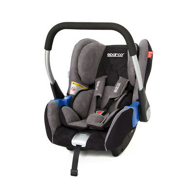 00927GR SPARCO F300 K GROUP 0+ CHILD BABY SEAT 0-18mths 0-13kgs (ECE R44/04)