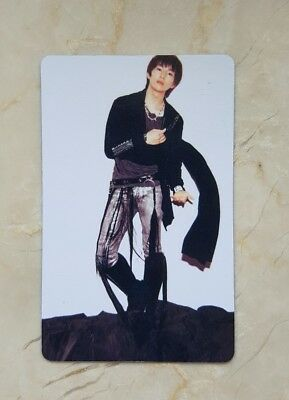 shinee onew photocards lucifer limited