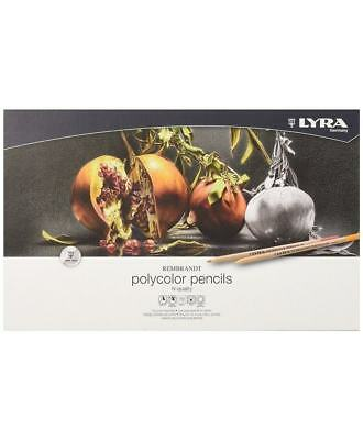 LYRA Rembrandt Polycolor Pencils Tin of 72 - Made In Germany