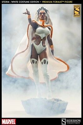 Sideshow Exclusive Storm - White Costume Edition Premium Format Figure - Marvel