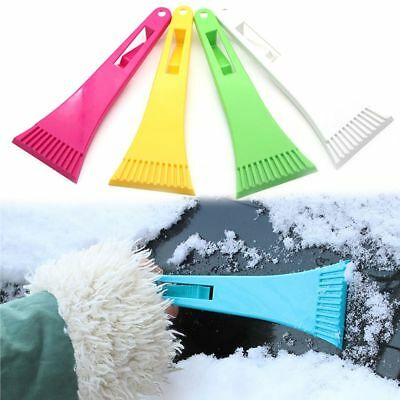 HQ Car Windshield Ice Snow Frost Window Scraper Winter Cleaning Removal Tool