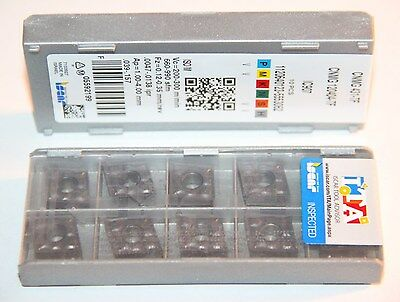 *** 10 Pcs *** Cnmg 431 Tf Ic907 Iscar *** 10 Inserts *** 1 Factory Pack