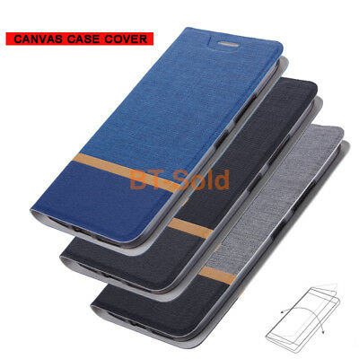For Samsung Galaxy J3/J5/J7 Pro 2017 Magnetic PU Leather Flip Wallet Case Cover
