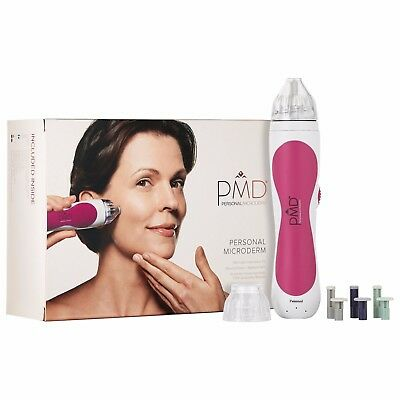 HOLIDAY SALE P-M-D PRO Personal Microderm Skin Care PRO Taupe new in box Pink
