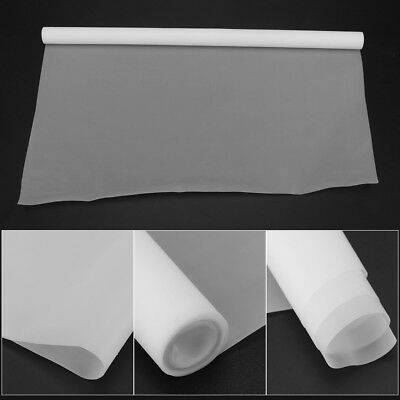 1Pcs New PTFE Film Sheet Plate High Temperature Resistant White 0.1x300×1000mm
