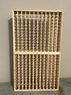 288 Bottle Timber Wine Rack- SALE PRICE- Great Christmas Gift idea - SALE