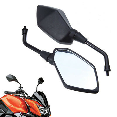Rearview Mirrors For Kawasaki Z800 Z1000 Z750 ER-6N KLX250 Versys 1000 650