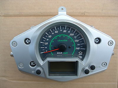 Daelim S1 125 2014 Mod Instrument Panel Good Condition