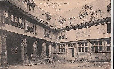 Cpa/ Troyes / Hotel De Mauroy/ / Dpt 10