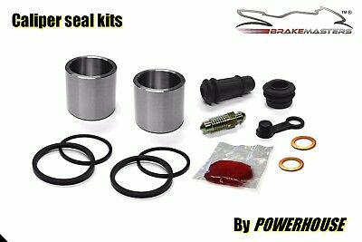 Yamaha YZ 125 front brake caliper piston & seal repair rebuild kit 1987 1987 T U