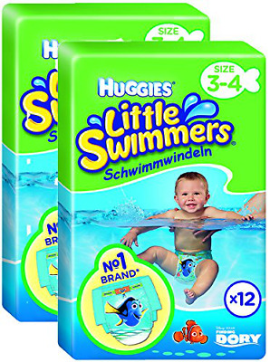 dfc97f385 HUGGIES LITTLE SWIMMERS Taille 3-4 (7-15 kg)