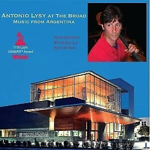 At the Broad-Music from Argentina - LYSY ANTONIO/+ [LP]