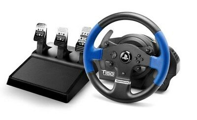 Thrustmaster T150 Pro Force Feedback Racing Wheel and 3 Pedal Set
