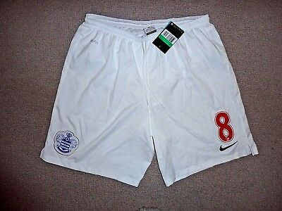 Queens Park Rangers Football Shorts sizeXL PLAYER NUMBERED SWIMMING trunks white