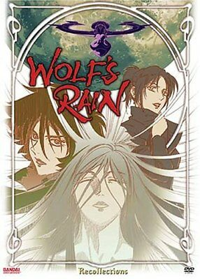 Wolf's Rain - Recollections (vol. 4) - DVD - Animated Color Dolby Ntsc NEW