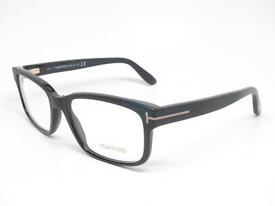 65428071f9 New Authentic Tom Ford TF 5313 002 Matte Black Eyewear Eyeglasses 55mm  Rx-able