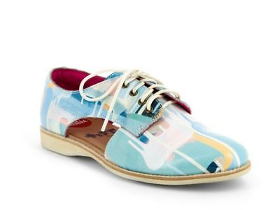 ROLLIE Sidecut Serenade Leather Shoes BN in Box