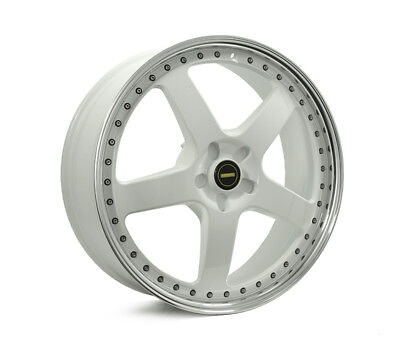 MAZDA CX-7 WHEELS PACKAGE: 22x8.5 22x9.5 Simmons FR-1 White and Pirelli Tyres