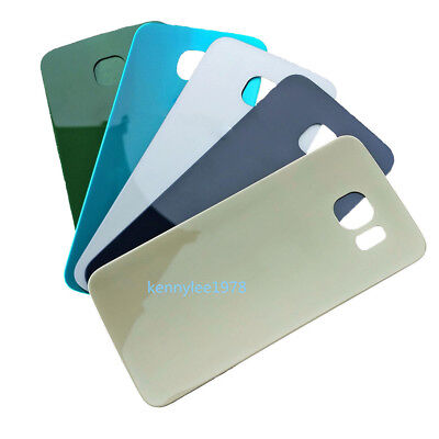 Rear Glass Battery Back Door cover For Samsung Galaxy S6/S6 Edge/s6 edge plus +