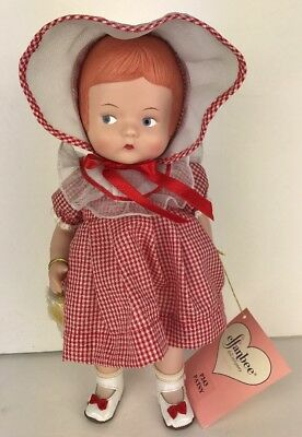 1994 Effanbee Patsy P243 All Porcelain Doll Limited Edition 239/5000 14""