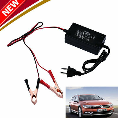 12V Volt Automatic Car Battery Float Trickle Charger Car Boat Direct Charger CA