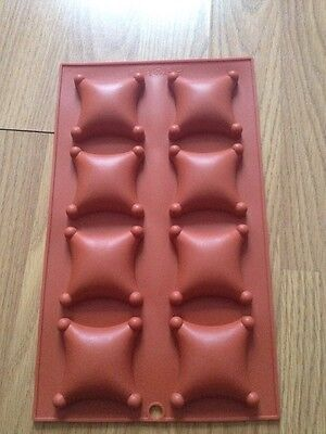 Moule Silicone 8 Coussins
