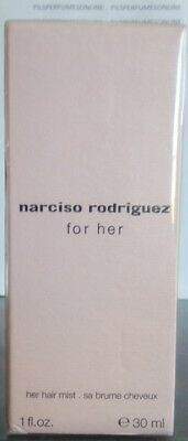Narciso Rodríguez For Her Hair Mist Narciso Rodríguez For Women 30 ml