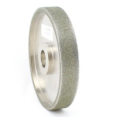 """6"""" inch 45-2000 Grit Diamond Electroplated Facing Grinding Wheel Lapidary"""