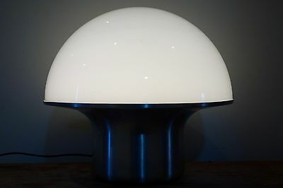 Lámpara de mesa vintage seta 1960s 70s vintage design mushroom lamp Space Age