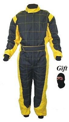 Go Kart Race Suit (Free gifts included)