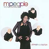 M PEOPLE - The Ultimate Collection - Very Best Of - Greatest Hits CD NEW