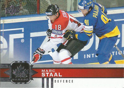 Marc Staal #49 - 2017-18   Canadian Tire Team Canada - Base