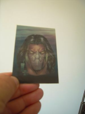 Darkness Witchblad  Trading Cards  Darkness Motion Animee  Tres Rare  1997 Tbe