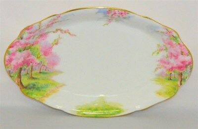 Royal Albert Blossom Time Regal Tray ....England ( 5 Available )