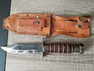 1973 Aviation knife with original case.