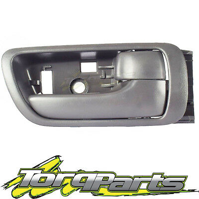 Rh Front Interior Door Handle Dark Grey Suit Acv36 Camry Toyota 02-06 Inner