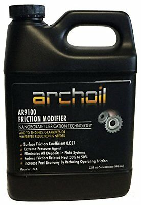 AR9100 (32 oz) - Friction Modifier and Fluid System Cleaner