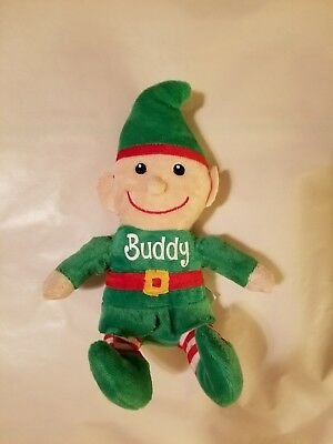 Plush Baby Elf Personalized with any name.