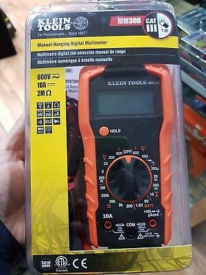 Klein Tools Mm300 Digital Multimeter